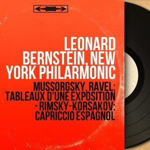 Leonard Bernstein, New York Philarmonic 歌手頭像