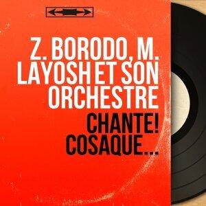 Z. Borodo, M. Layosh et son orchestre アーティスト写真