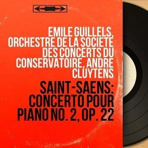 Emile Guillels, Orchestre de la Société des concerts du Conservatoire, André Cluytens 歌手頭像