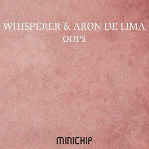 WHispeRer, Aron De Lima アーティスト写真