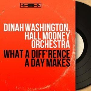 Dinah Washington, Hall Mooney Orchestra アーティスト写真