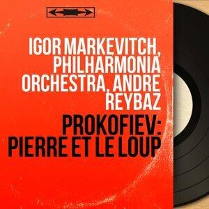 Igor Markevitch, Philharmonia Orchestra, André Reybaz 歌手頭像