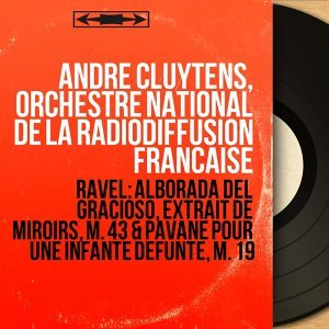 André Cluytens, Orchestre national de la Radiodiffusion française アーティスト写真