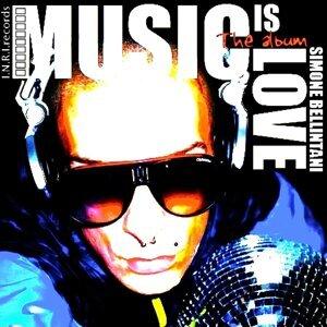 Simone Bellintani DJ 歌手頭像