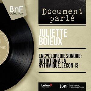 Juliette Boieux アーティスト写真