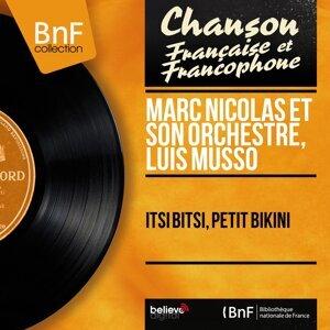 Marc Nicolas et son orchestre, Luis Musso アーティスト写真