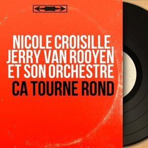 Nicole Croisille, Jerry Van Rooyen et son orchestre 歌手頭像