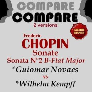 Guiomar Novaes, Wilhelm Kempff 歌手頭像