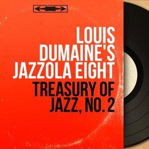 Louis Dumaine's Jazzola Eight アーティスト写真