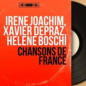 Irène Joachim, Xavier Depraz, Hélène Boschi
