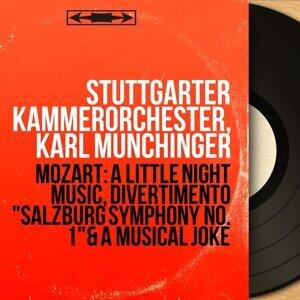 Stuttgarter Kammerorchester, Karl Münchinger アーティスト写真