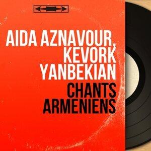 Aïda Aznavour, Kevork Yanbekian アーティスト写真
