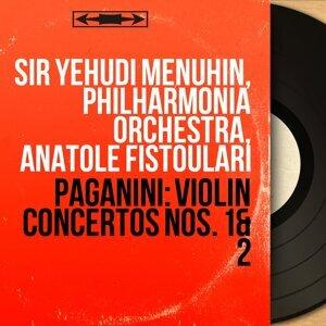 Sir Yehudi Menuhin, Philharmonia Orchestra, Anatole Fistoulari 歌手頭像