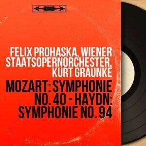 Felix Prohaska, Wiener Staatsopernorchester, Kurt Graunke 歌手頭像