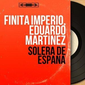 Finita Imperio, Eduardo Martinez 歌手頭像