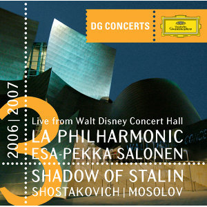 Michael Hendrick,Benjamin von Atrops,Tatiana Pavlovskaya,Los Angeles Philharmonic,Esa-Pekka Salonen,Vladislav Sulimsky 歌手頭像