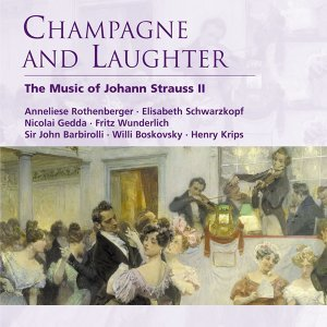 Champagne and Laughter 歌手頭像
