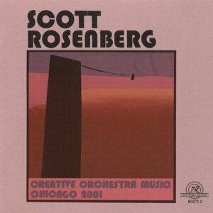 Scott Rosenberg Creative Orchestra アーティスト写真