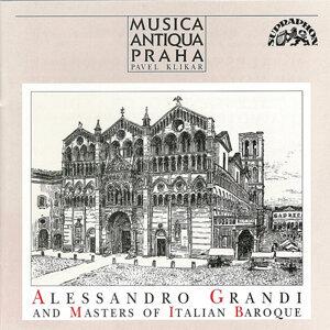 Musica Antiqua Prague 歌手頭像