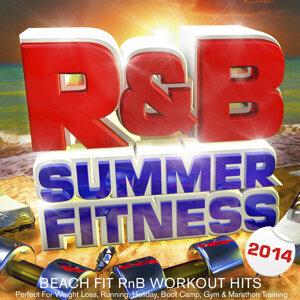 R&B Fitness DJs アーティスト写真
