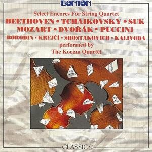 Kocian Quartet 歌手頭像