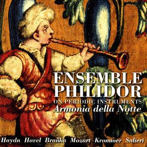 Ensemble Philidor アーティスト写真
