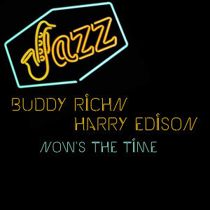 Buddy Rich & Harry Edison アーティスト写真