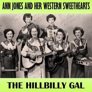 Ann Jones and Her Western Sweethearts アーティスト写真