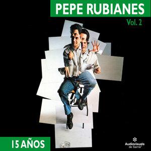 Pepe Rubianes アーティスト写真