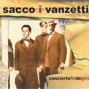 Sacco i Vanzetti 歌手頭像