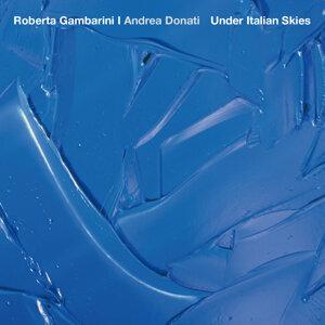 Roberta Gambarini | Andrea Donati アーティスト写真