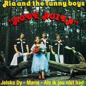 Ria and the Funny Boys 歌手頭像