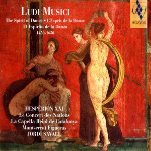 Hespèrion XXI, Le Concert des Nations, La Capella Reial de Catalunya, Montserrat Figueras & Jordi Savall アーティスト写真