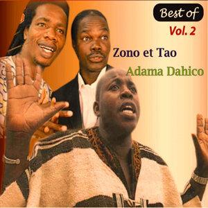 Adama Dahico , Zongo et Tao アーティスト写真