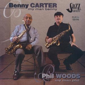 Benny Carter, Phil Woods アーティスト写真