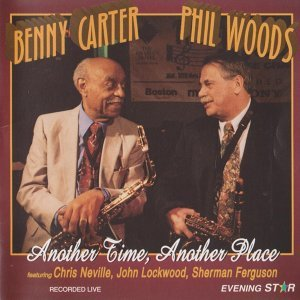 Benny Carter, Phil Woods 歌手頭像