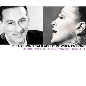 Annie Ross & Tony Crombie Quartet アーティスト写真
