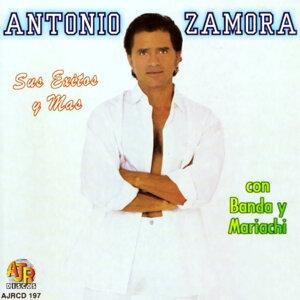 Antonio Zamora アーティスト写真