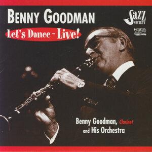 Benny Goodman, Benny Goodman Orchestra アーティスト写真