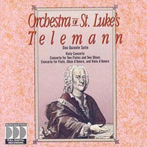Orchestra of St. Luke's, Elisabeth Mann, Sheryl Henze, Stephen Taylor, Melanie Field, Louis Schulman, Michael Feldman アーティスト写真