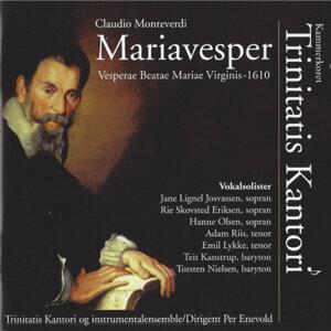 Kammerkoret Trinitatis Kantori 歌手頭像