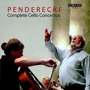 Noras, Arto (cello) and Sinfonia Varsovia and Penderecki, Krzysztof (conductor) 歌手頭像