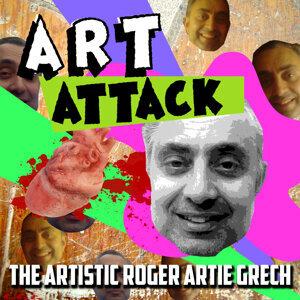 Roger Artie Grech アーティスト写真