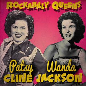 Patsy Cline|Wanda Jackson アーティスト写真