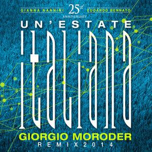 Edoardo Bennato   Gianna Nannini   Giorgio Moroder Project 歌手頭像