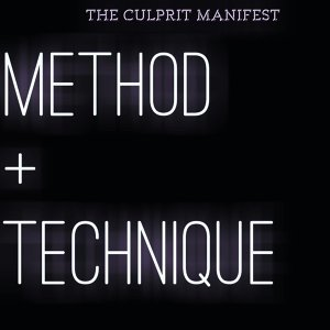 The Culprit Manifest アーティスト写真