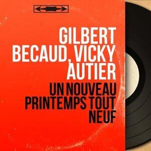 Gilbert Bécaud, Vicky Autier 歌手頭像