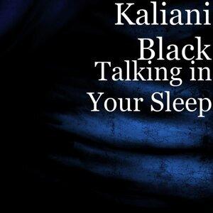 Kaliani Black アーティスト写真