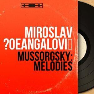 Miroslav Čangalović 歌手頭像