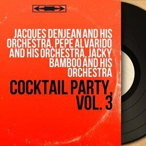 Jacques Denjean and His Orchestra, Pépé Alvarido and His Orchestra, Jacky Bamboo and His Orchestra 歌手頭像